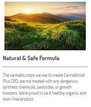 Natural Pure CBD Capsules